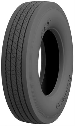 The SAT 17/32nd is one of two trailer/drive treads from AcuTread to earn SmartWay verification.