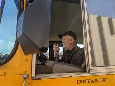 Proper etiquette is critical to seamless operation between dispatchers and drivers.Photo courtesy Stuart Vogelman