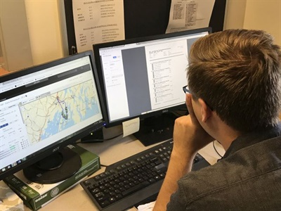 Tyler Technologies' Traversa enabled Maine School Administrative District No. 75 to be more efficient by creating routes faster and digitizing maintenance records.