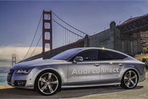California recently began requiring special permits for driverless cars. Google has won 25 of the first 29 being issued, and Audi will be the first vehicle manufacturer to receive one of the permits.