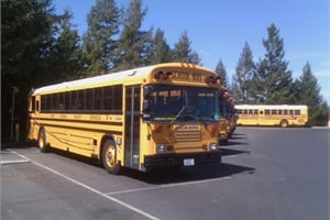 West County Transportation Agency in Sonoma County, Calif., serves 16 school districts. Executive Director Mike Rea says all districts must be members for home-to-school and special-education transportation.