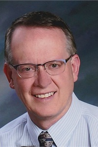 Max Christensen is Iowa's state director of pupil transportation.