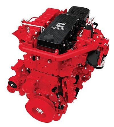 According to Cummins, the 2017 B6.7 diesel engine for school buses will provide up to a 5% fuel economy improvement across all ratings.