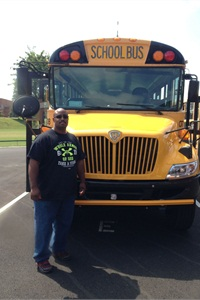 In 1988, Quinton Higgins survived the fiery Carrollton, Kentucky, bus crash. More than 20 years later, he became a school bus driver.