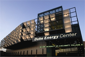 The Duke Energy Convention Center in Cincinnati will host this year's NASDPTS and NAPT conferences. Photo by J. Miles Wolf.