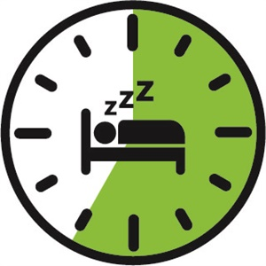 According to new research from the AAA Foundation for Traffic Safety, drivers who miss one to two hours of the recommended seven hours of sleep nearly double their risk for a crash.