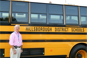 In October, Beekman left Orange County to take on a new challenge, taking the helm of transportation at Hillsborough County (Fla.) Public Schools.