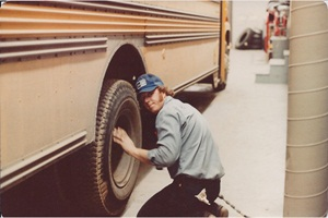 Anderson started his career in the pupil transportation field in 1981 as a mechanic.