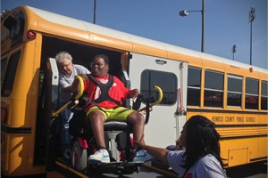 The pupil transportation team is working to enahnce special-needs training for drivers, especially during the summer, when the needs of these students can change.