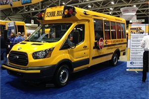 Alt Fuel Vehicles Safety Tools On Tap At NAPT Trade Show