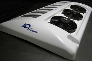 ACT's CR-3 condenser provides additional flexibility for a/c system installation choices.
