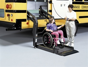 Braun Corp. eliminated the standard diagnostics system from its lifts when it was discovered that the system overcomplicated lift maintenance and repair.
