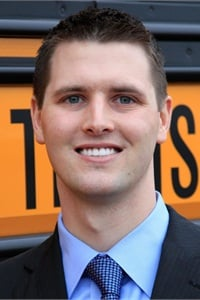 Patrick Dean is director of development at Dean Transportation Inc. in Lansing, Mich.