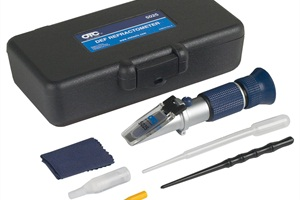 OTC (Bosch Automotive Service Solutions) offers an affordable, high-quality DEF refractometer with its model 5025.Photo courtesy of Bosch Automotive Service Solutions