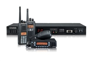 Communications on Kenwood NEXEDGE radios are encrypted to prevent unauthorized people from listening to radio feeds.