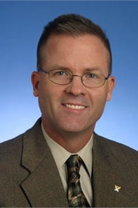 Shawn McGlinchey, vice president of risk management