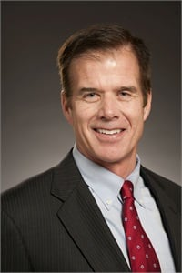 Roger Moore, senior vice president of commercial development