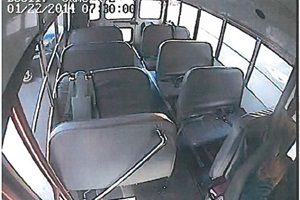 At Orange (Calif.) Unified School District, cameras from 247Security captured footage of the back of a bus being struck by a vehicle, helping to prove that the school bus driver was not at fault.