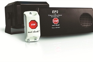 Child Check-Mate's EP2 system can be integrated with any GPS platform.