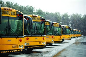 Montgomery County (Md.) Public Schools runs 1,268 school buses and transports 98,000 students.