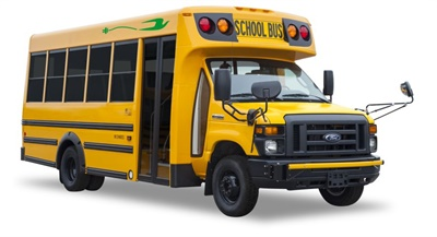 Micro Bird's new G5 Electric school bus is undergoing testing for certification.