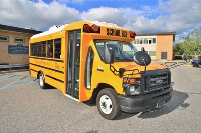 New York-based Educational Bus worked with Motiv Power Systems and Trans Tech to upgrade its eSeries' heating system to meet state requirements.