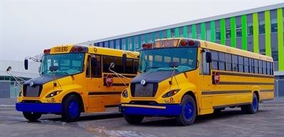 In November, Lion Bus delivered six eLion electric school buses to school transportation contractors in Quebec, and now has over 20 of the buses on the road.