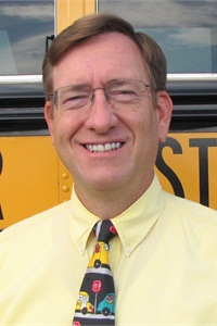 Director of Transportation George Millar says his department's annual savings in fuel costs are around $4,000 per propane bus compared to the fuel costs for diesel-powered buses.