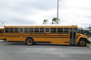 The School District of Indian River County in Vero Beach, Fla., has been operating Propane-Powered Vision school buses from Blue Bird Corp. since 2009, and the district has 26 units in its 111-bus fleet.