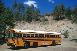 The transportation department at Litchfield Elementary School District #79 has found that providing pertinent info on its web page has reduced the number of incoming questions.