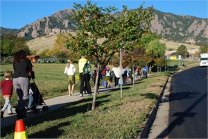 Boulder Valley School District's Transportation Options program includes a variety of efforts to boost walking safety.