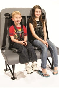 Buckle up: The latest in restraint systems - Safety - Bus Fleet