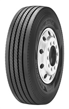 Hankook's AH24 tire has tread compounds that are formulated for optimal performance in high scrub applications.