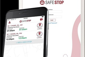 Apps, including SafeStop, help school transportation providers with GPS on their buses keep parents in the loop on buses running late, route changes and other updates, alleviating concerns and cutting down on phone calls.