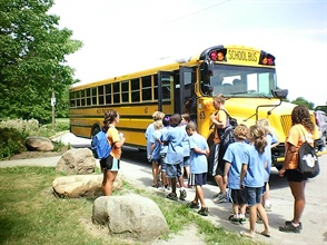 Miller Transportation's branch in Indianapolis provides transportation services during the local parks and recreation's summer camps. This type of work has helped to raise more than $2 million for the bus company.