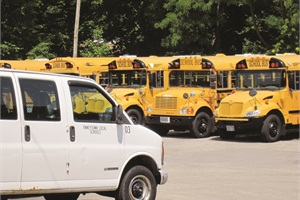 Winton Woods City School District and Finneytown Local School District, both in Cincinnati, have been sharing transportation services since the 2011-12 school year.