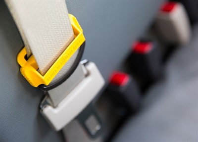 Missoula (Mont.) County Public Schools plans to ask its contractor, Beach Transportation, to install seat belts on all new school buses starting this summer. Photo courtesyDes Moines (Iowa) Public Schools