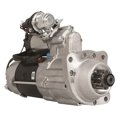 The PowerPro 5 is designed to provide high-torque, high-starting powerfor diesel engines up to 10 liters used in school buses.