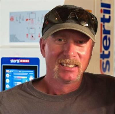 49961da33f6 John Sliney will provide technical support and equipment training for  Stertil-Koni.
