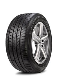 Pirelli'sScorpion Zero All Season Plus features winter siping technology for better snow traction.