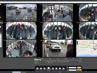 vMax View provides easy viewing, archiving, and retrieval of mobile surveillance video.
