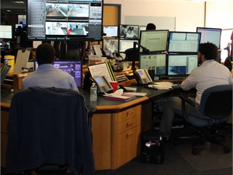 The two-way communication aspect of the Transit Watch app allows SEPTA Police dispatchers to ask questions or provide instructions to the rider, as if he or she were calling 911.Photo: SEPTA