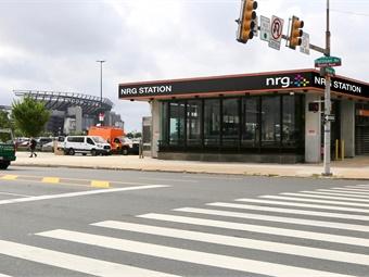 Rendering of SEPTA's rebranded Broad Street Line station. Image: NRG