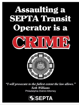 SEPTA poster