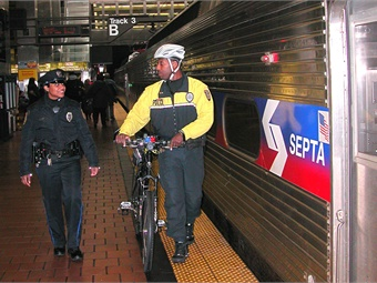 The latest report from the Mineta Transportation Institute found that 1,381 of attacks were directed at trains and train stations. SEPTA