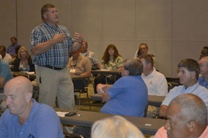 Southeastern conference covers driver training, emergency