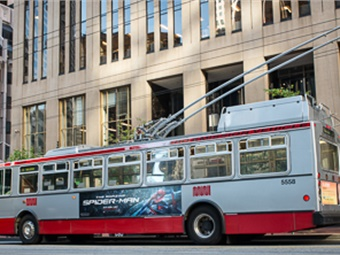 The operating budget also provides continued funding for free transit service for low-income youth, seniors, and disabled riders. Photos courtesy SFMTA