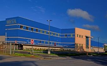 Worcester Regional Transit Authority's bus facility. Photo: STV