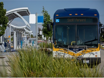 SacRT is offering free rides on the route until the end of January to celebrate the new airport express route.