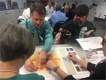 SacRT Forward will have variety of community involvement components, including two stakeholder meetings, SacRT Board workshops, and nearly a dozen community events where planners will solicit input from current riders and potential riders alike. SacRT